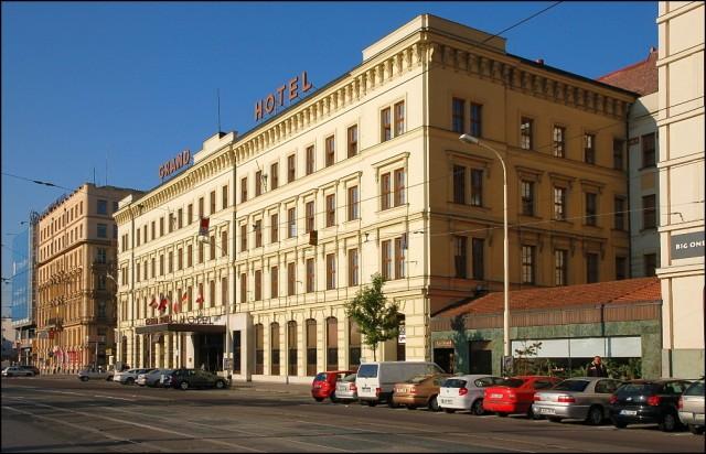 Brno Hotel Grand